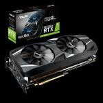 Image of ASUS DUAL-RTX2070-A8G, 8GB GDDR6