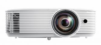 Image of Optoma H116ST, 3600LM, E1P1A28WE1Z2