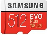 Image of 512GB, Samsung EVO+ series, MB-MC512GA/EU