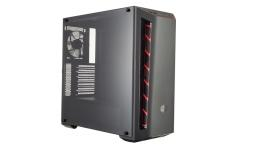 Image of CoolerMaster MasterBox MB510L RED TRIM, MCB-B510L-KANN-S00