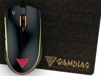 Image of Gamdias ZEUS E2 OPTICAL + PAD NYX E1, 3200dpi