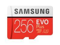 Image of 256GB, Samsung EVO+ series, MB-MC256HA/EU