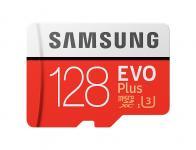 Image of 128GB, Samsung EVO+ series, MB-MC128HA/EU
