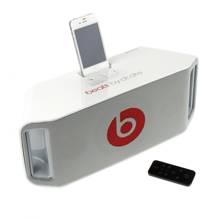 Image of Beats by Dre Beatbox Portable, бял, 11576