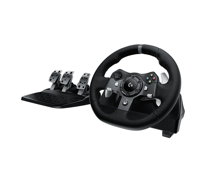 Image of Wheel, Logitech Driving Force G920 (941-000123)