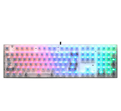 Image of Cooler Master MasterKeys Pro L Crystal Edition, Gaming, MKPLCE-BROWN