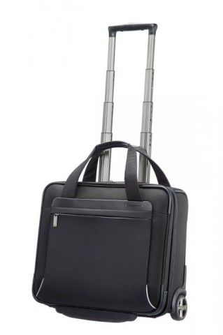 Image of Samsonite Spectrolite Business Case with Wheels, 39.6cm, 80U.09.011