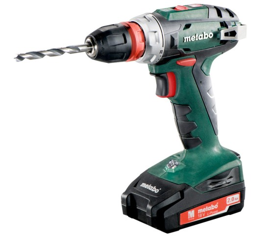 Image of METABO BS 18 QUICK, 18V, 602217500