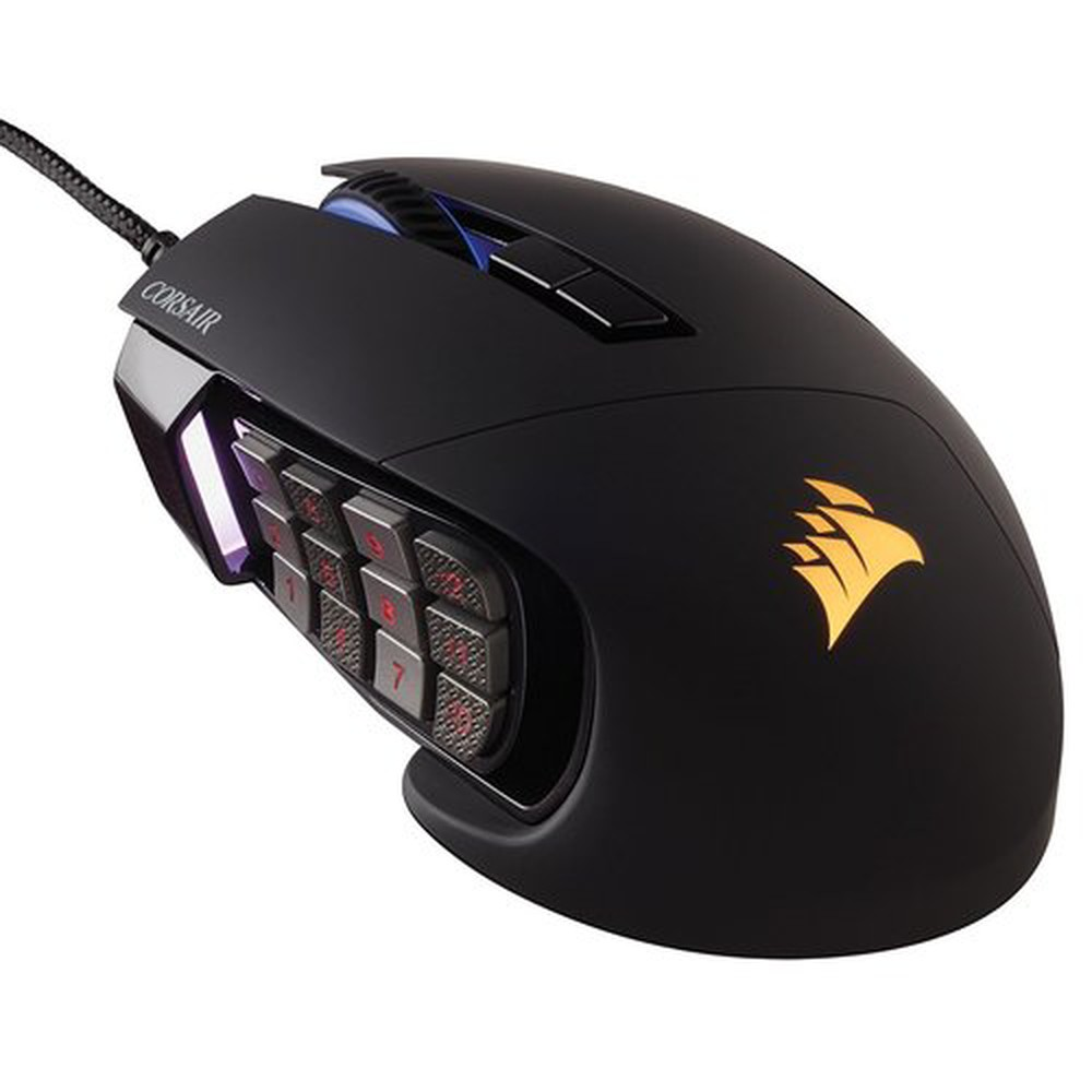 Image of Corsair Gaming™ Scimitar Pro RGB MOBA, USB, CH-9304111-EU