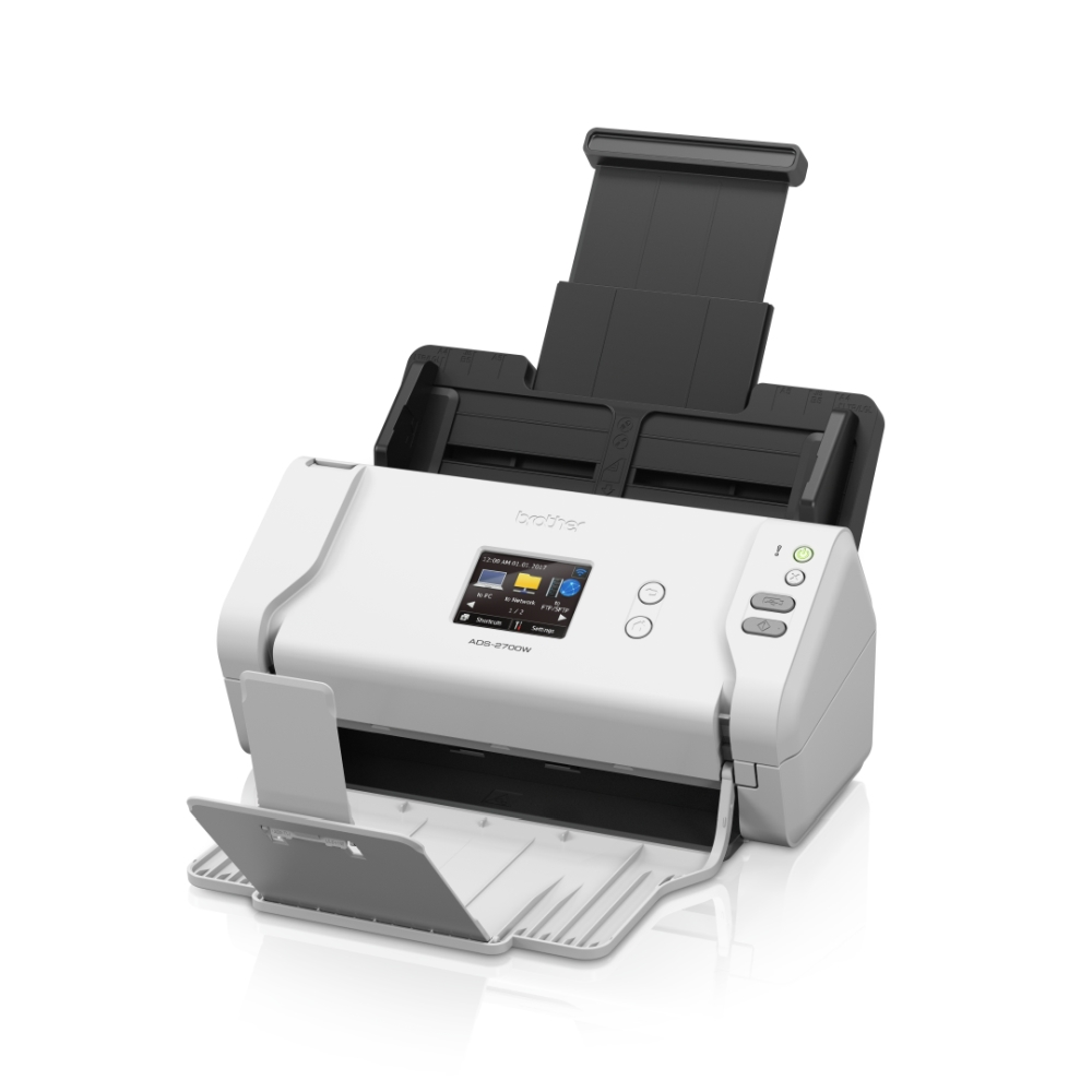 Image of Brother ADS-2700W Document Scanner, ADS2700WTC1