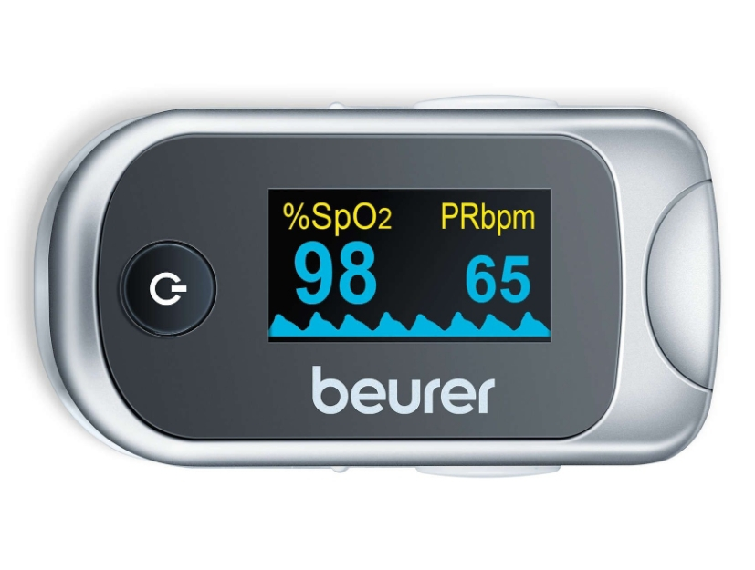 Image of Beurer PO 40 Pulse oximeter, measurement of arterial oxygen saturanion, 45432_BEU