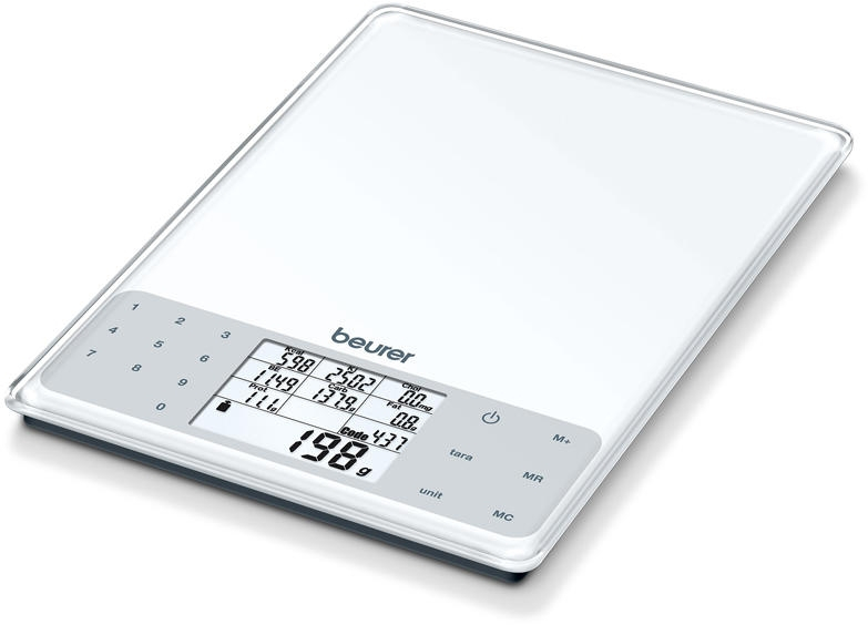 Image of Beurer DS 61, Nutritional and energy values for 950 saved foods, 70905_BEU